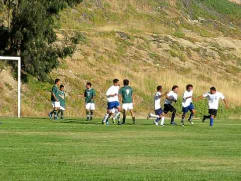 Hilltop Middle School Game- Steven's header