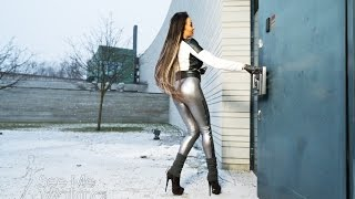 "High heeled boots and silver leggings ""Sound of my Heels"" Trailer video+"