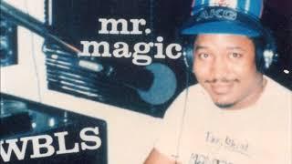 Happy Birthday Mr.Magic! Rap Attack from '86 on 107.5 WBLS