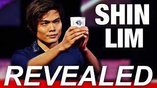 Shin Lim: The Card Trick That WON America's Got Talent REVEALED