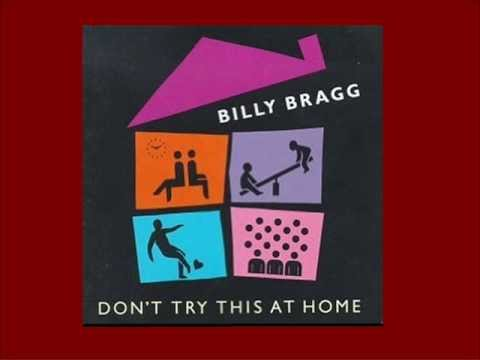 Billy Bragg - Accident Waiting To Happen (lyrics)
