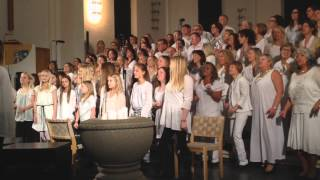 Gentofte Gospel Choir - Jesus what a wonderful Child