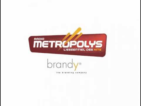 BRANDY Jingles - The Kick Metropolys France