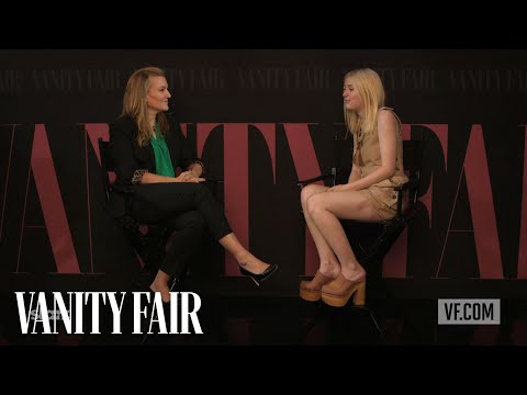 "Dakota Fanning on ""The Last of Robin Hood"" & ""Night Moves"" at TIFF 2013 - Vanity Fair"