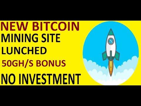 MyEasyMine-New free bitcoin mining site 2018   No Investment   Free Mine   Hindi