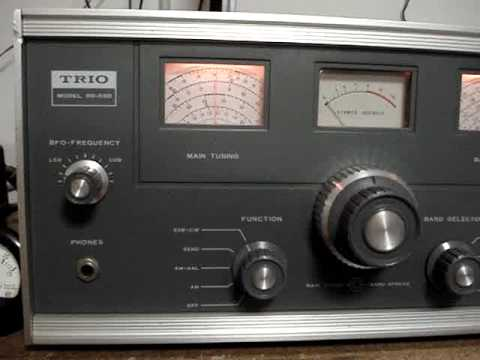HAM RADIO Trio 9r-59d