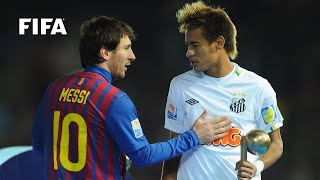 Club Classic: Messi, Barca rout Neymar, Santos