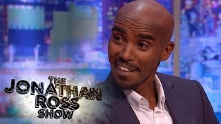 Will Mo Farah be competing at Tokyo 2020 Olympics? - The Jonathan Ross Show
