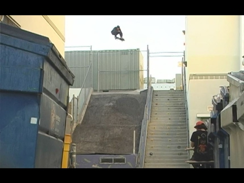 Tony Willie - F'n RAW & UNCUT - Best Of Three Full Skate Parts!