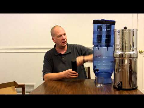 My Berkey Water Purifier Filter Experience