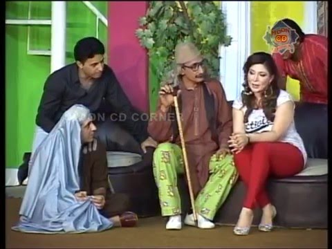 Thakur James Bond New Pakistani Punjabi Stage Drama 2014 video