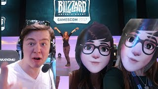 MEI CRASHES GAMESCOM [VLOG]