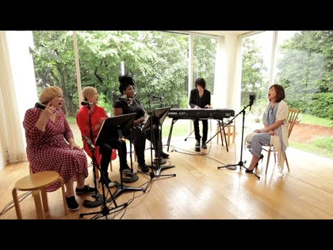 """絢香 Ayaka - """"にじいろ"""" 音楽で遊んでみた (Studio Session LIVE)"""