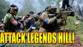 A WOLF & A FROG WITH A ROCKET LAUNCHER ATTACK LEGENDS!