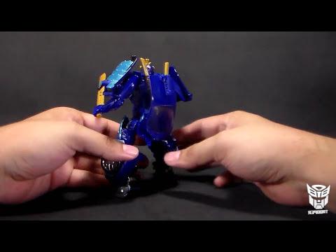 Age of Extinction DELUXE DRIFT - Reviews de Transformers de Trooper en español