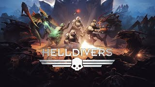Livestream - Something Else Sunday: Helldivers