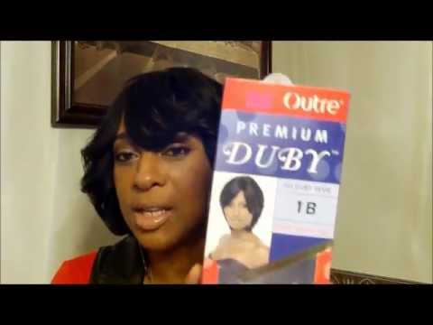 Duby Premium Quot Bob Quot Hairstyle Youtube