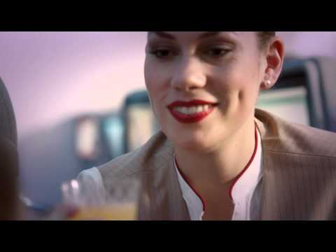 A Magical Economy Class Experience | Emirates Airline