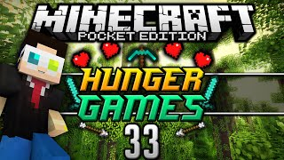 ♠ Minecraft PE Hunger Games w/Ace #33   TOWN HALL 420 PRO C0C TIPS!