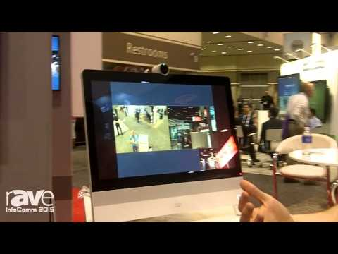 InfoComm 2015: CDW SHowcases Cloud-Based Video Bridging