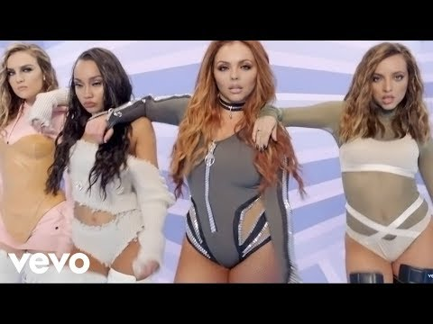 Little Mix - Touch (Official Audio)