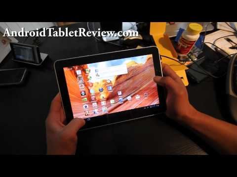 Samsung Galaxy Tab 10.1 Review!