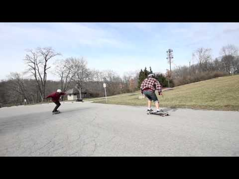 Longboarding: Unexpected Visitor