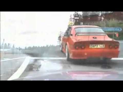 Opel Manta A Drift