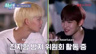 [INDO SUB] WANNA TRAVEL EPS 9
