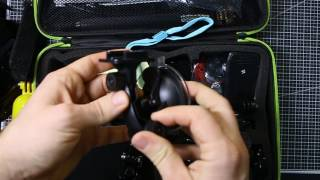Go: DeKaSi Accessories Kit Case for GoPro