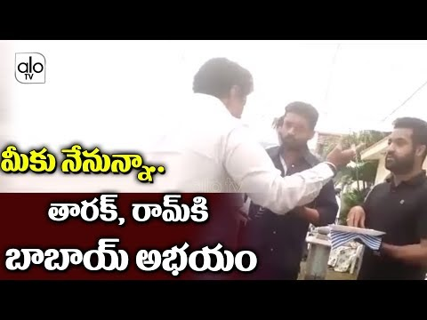 NTR, Kalyan Ram and Nandamuri Balakrishna Video Going Viral | Jr NTR Fans | Harikrishna | ALO TV