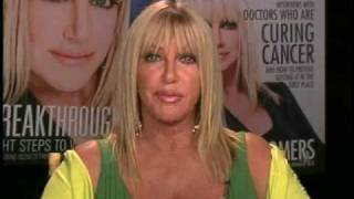 Suzanne Somers discusses Glutathione Patches
