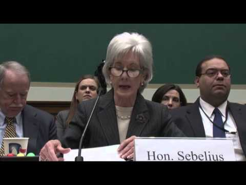 Sebelius: Positive Trend for Health Care Signups