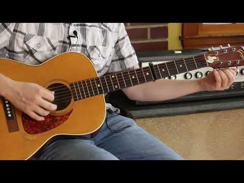 Caleb Meyer by Gillian Welch - David Rawlings Guitar Lesson