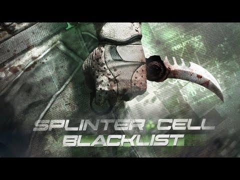 Tom Clancy's Splinter Cell: Blacklist [Первый взгляд.]