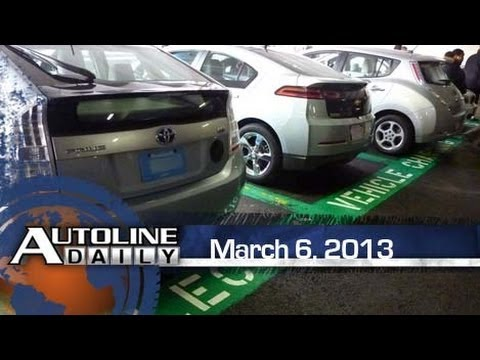 Green Car Sales Soar - Episode 1085