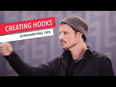 Creating Hooks: Songwriting Tips from Neil Diercks | Berklee Online | ASCAP | Songwriting
