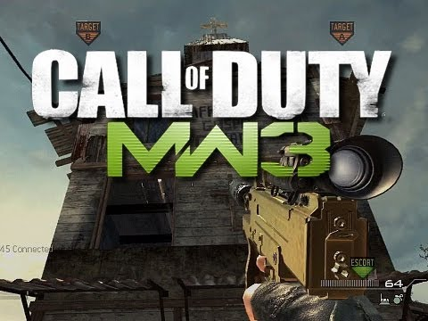 MW3 - Buying Houses #2 (Funny MW3 Skits)