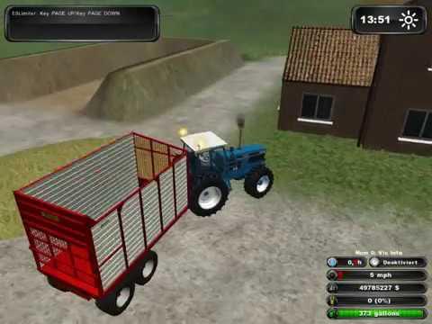 Farmer simulator 2012