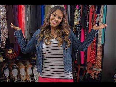 My New Closet Tour!