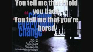 Watch Del Amitri I Wont Take The Blame video