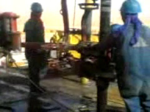drilling work in saudi arabia