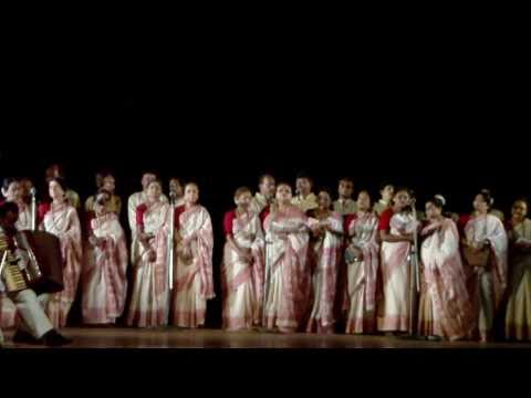 Calcutta Youth Choir | Ruma Guha Thakurta | Live Performance On 16th September 2010 video