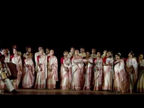 Calcutta Youth Choir | Ruma Guha Thakurta | Live Performance On 16th September 2010 video
