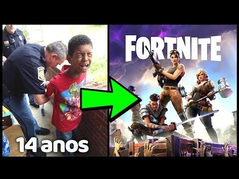 5 Jovens Presos por Jogar Videogame thumbnail