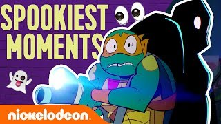 SPOOKIEST ? Moments from Rise of the TMNT | #TurtlesTuesday | Nick
