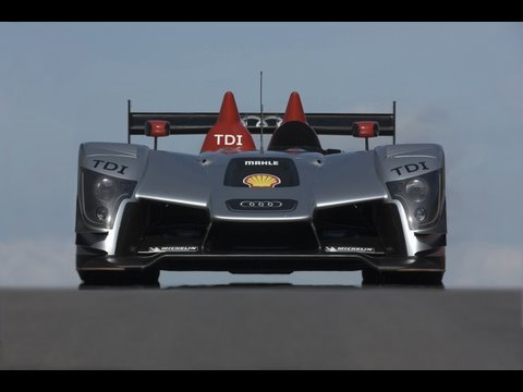 The Audi R15 TDI Video