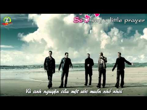 [kara+vietsub] My Love-westlife(hd-720p)( Zerostudios) video