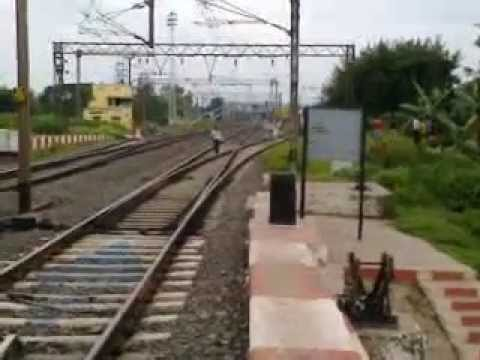 India Pakistan Rail Track video