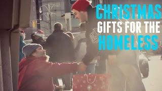 Christmas Gifts For The Homeless   GiveMore TV